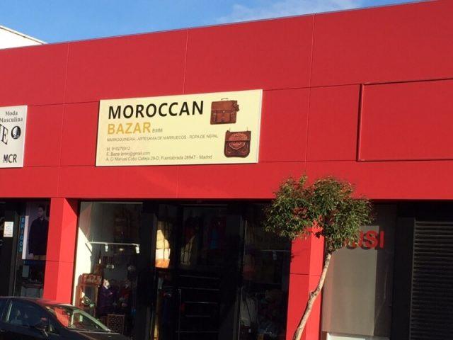 Moroccan Bazar BMM