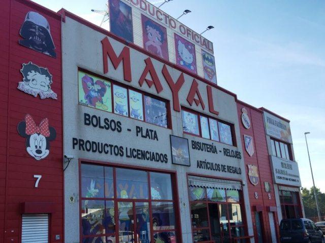 Mayal Productos Oficiales