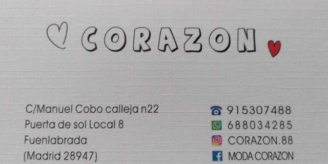 MODA CORAZON