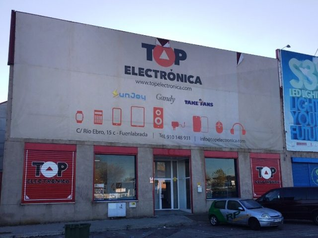 Top Electrónica